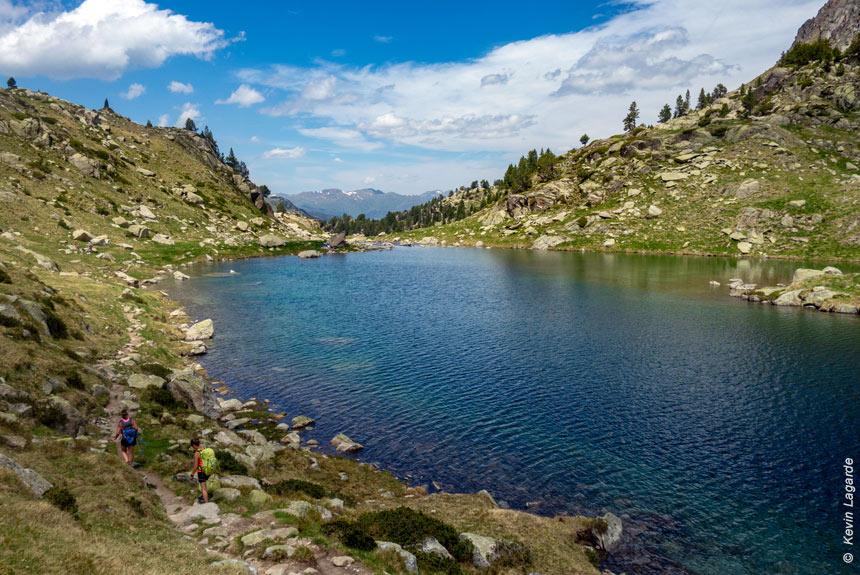 Voyage à pied Espagne : Encantats, Lacs et Aiguilles du Parc National