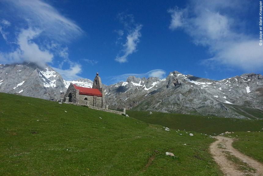 Voyage à pied Espagne : Picos de Europa, la montagne des marins