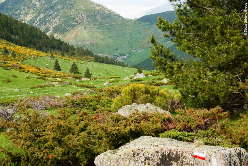 Voyage à pied : GR10 - Vernet Les Bains - Banyuls Sur Mer (9ème partie)
