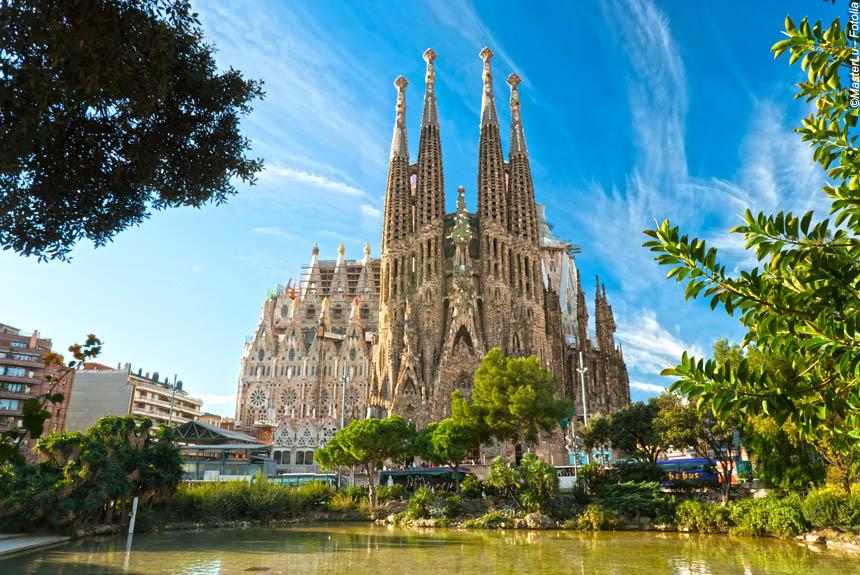 Voyage à pied : Montserrat-Barcelone, de la montagne à la mer