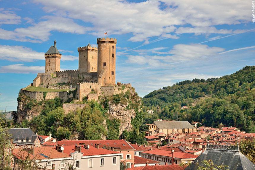 Voyage à pied France : Traversée du Pays cathare, les citadelles du vertige