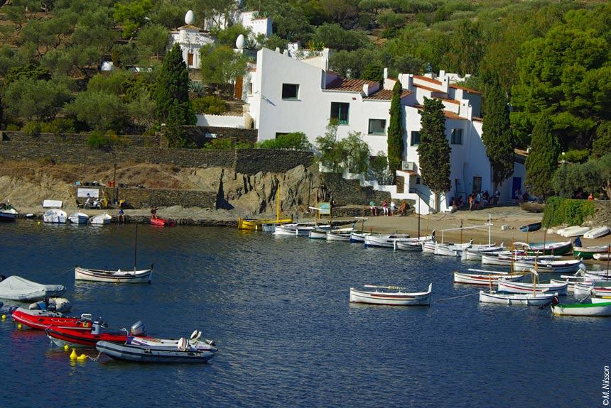 Image Port de la Selva - Cap de Creus, balades et Spa au pays de Dali