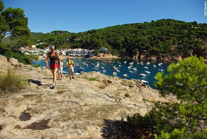 Image Sentiers maritimes et kayak en Costa Brava