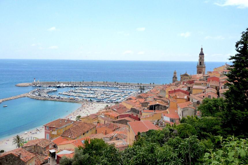Voyage à pied : Jardins et villas de la Côte d\'Azur