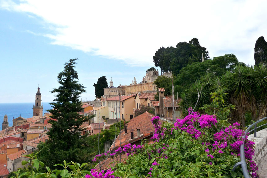 Image Jardins et villas de la Côte d'Azur