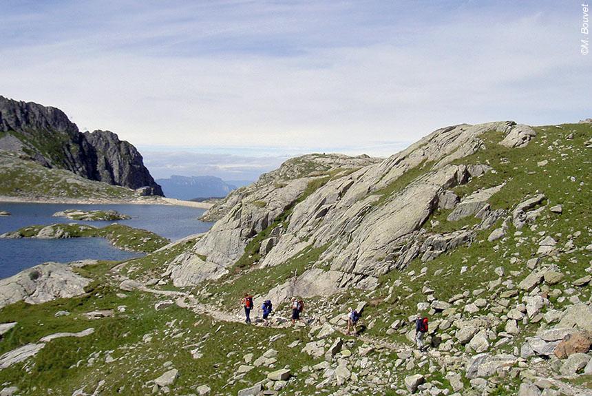 Voyage à thème : Rando Balnéo et Yoga dans les Alpes Dauphinoises