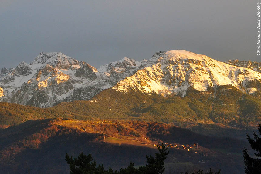 Image Rando Balnéo et Yoga dans les Alpes Dauphinoises