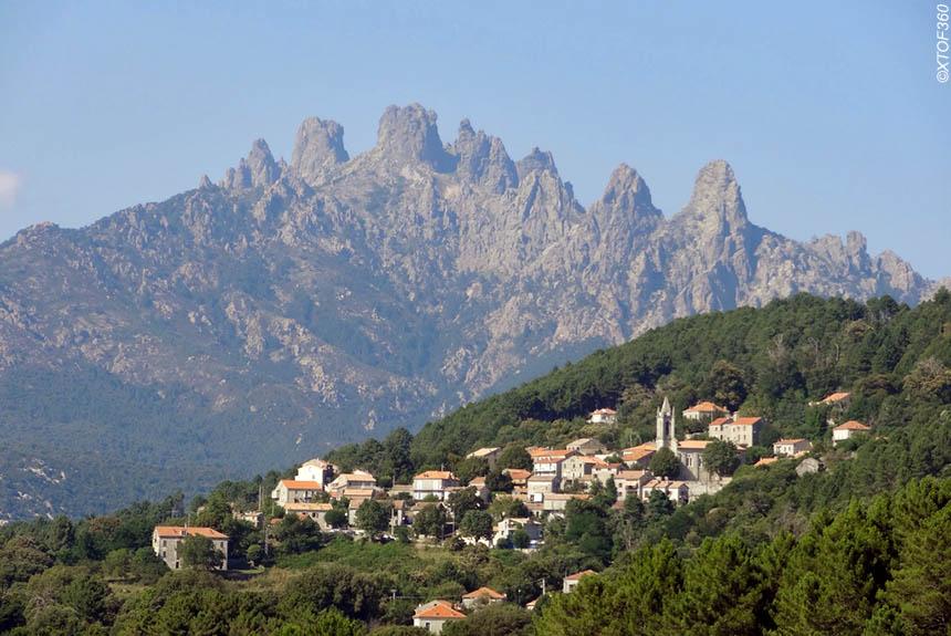 Image Corse, Le GR20 Sud, de Bavella à Vizzavona, sac transporté
