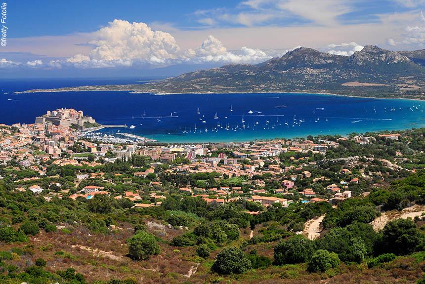 Randonnée Piana à Calvi - Corse