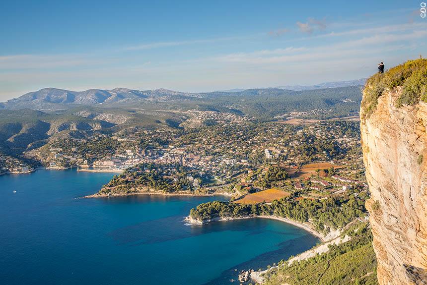 Voyage à pied : Provence, des calanques à la Sainte Baume