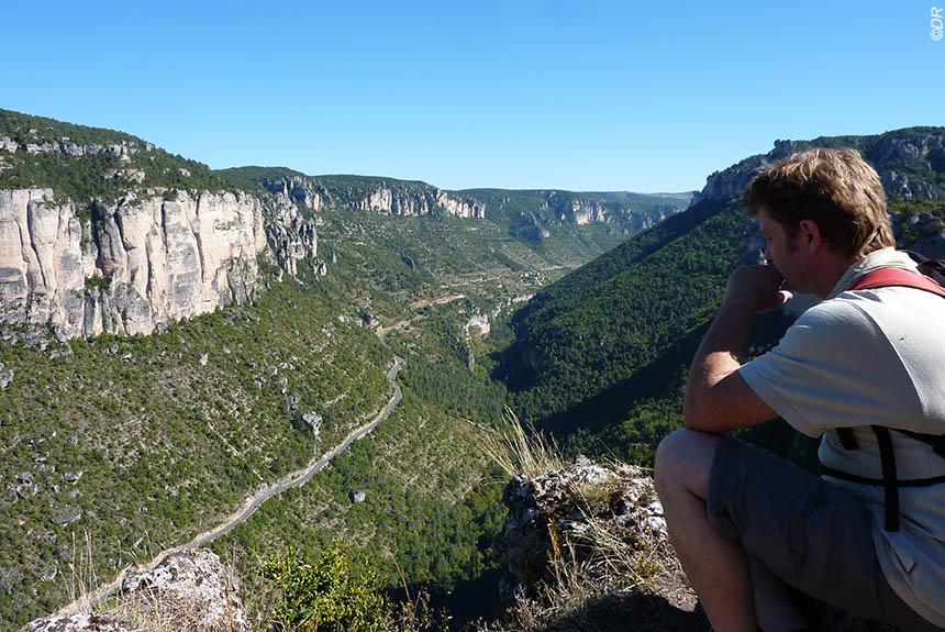 Voyage à pied : Secrets d\'Aveyron !