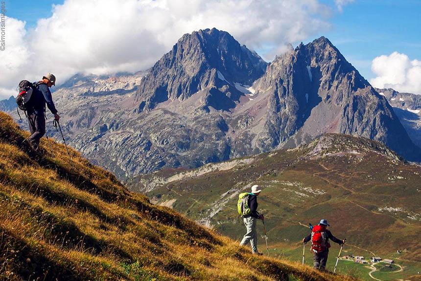 Voyage à pied : Le Tour du Mont Blanc, l\'intégrale