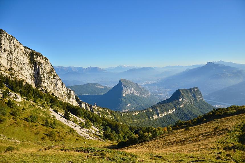 Image Tour du parc naturel de Chartreuse