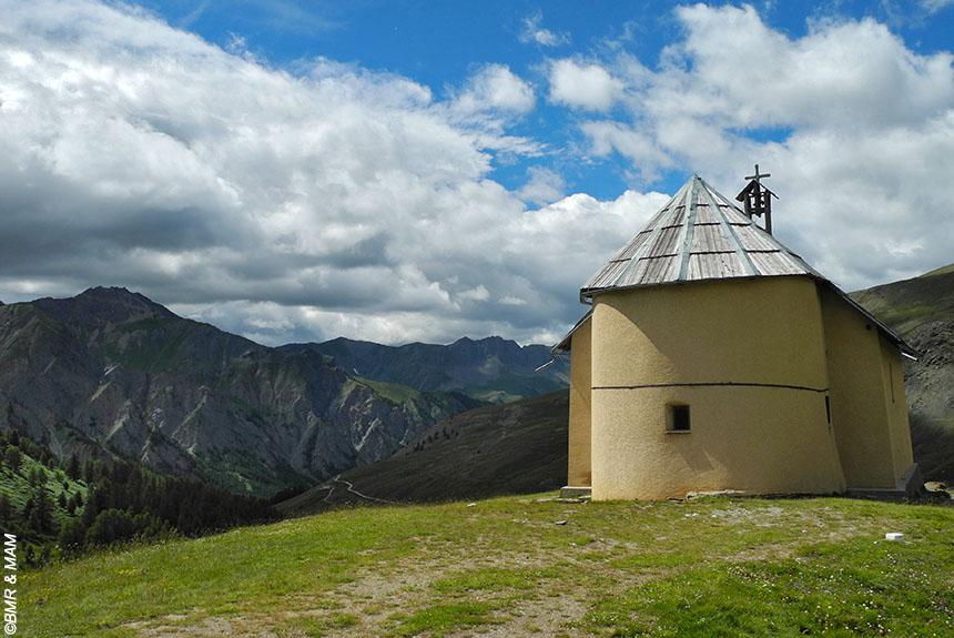 Image Le Tour du Queyras en gîtes