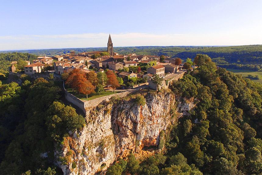 Voyage à pied : Albi et les Bastides Albigeoises