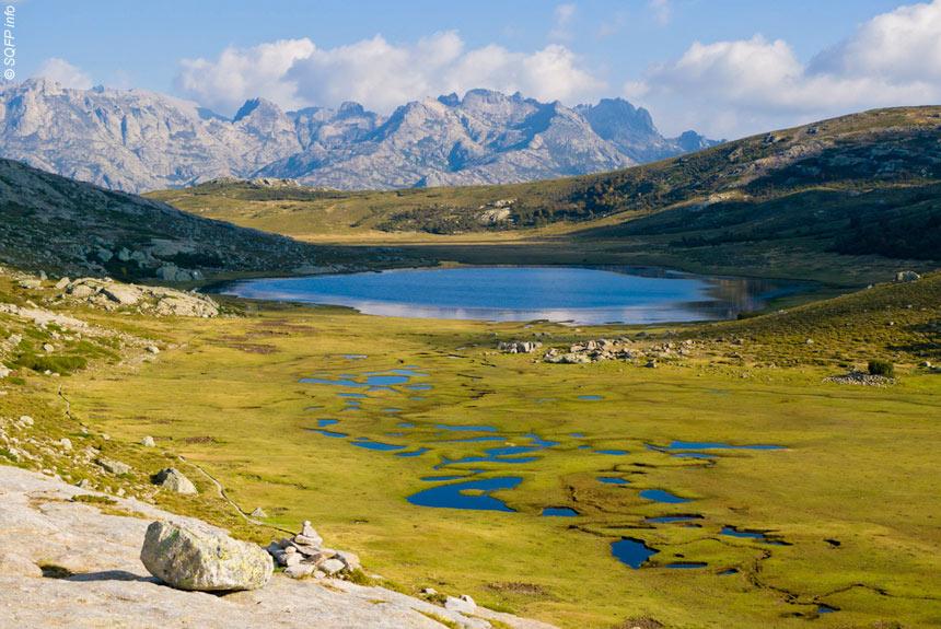 Voyage à pied : Corse, GR20 NORD