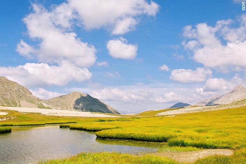 Voyage à pied : Lacs et Cimes du Mercantour