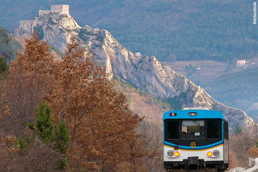 Voyage en véhicule France : La Ligne Bleue des Alpes