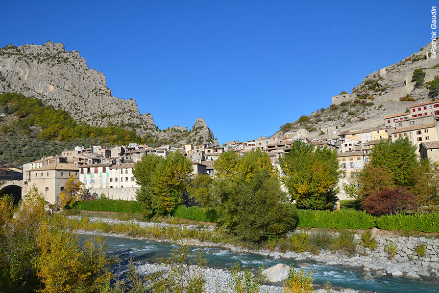 Image La Ligne Bleue des Alpes