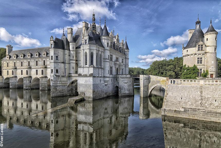 Voyage à pied : Les Châteaux de la Loire