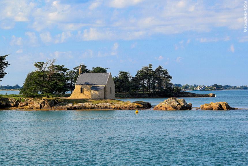 Voyage à pied France : Le Golfe du Morbihan