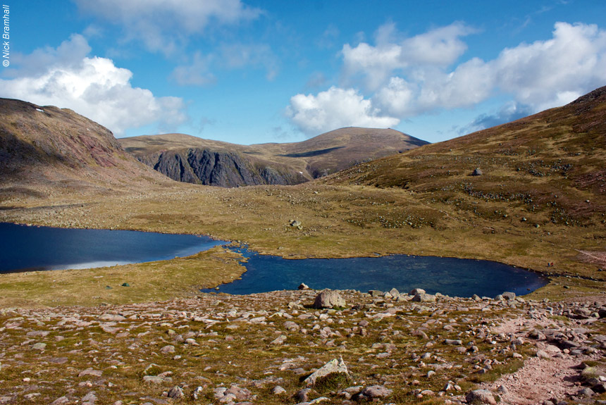 Talk and Walk in the Highlands