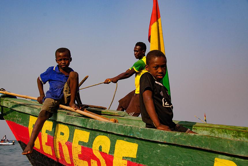 Voyage à pied Guinée : Fouta Djalon, berceau des grands fleuves africains