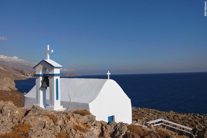 Voyage à pied : Crète - Mer et Montagne