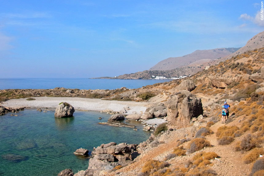 Image Crète - Mer et Montagne