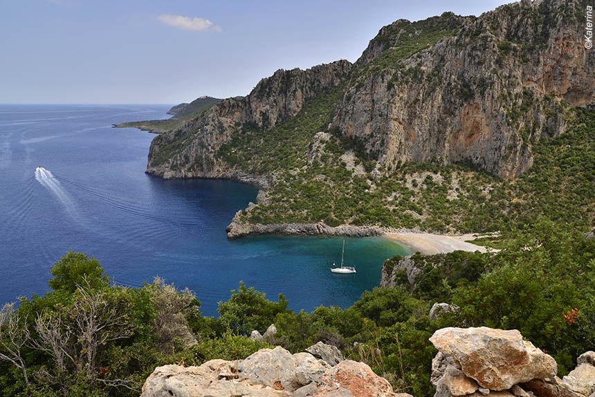Voyage à pied Grèce : Grand voyage en Grèce essentielle