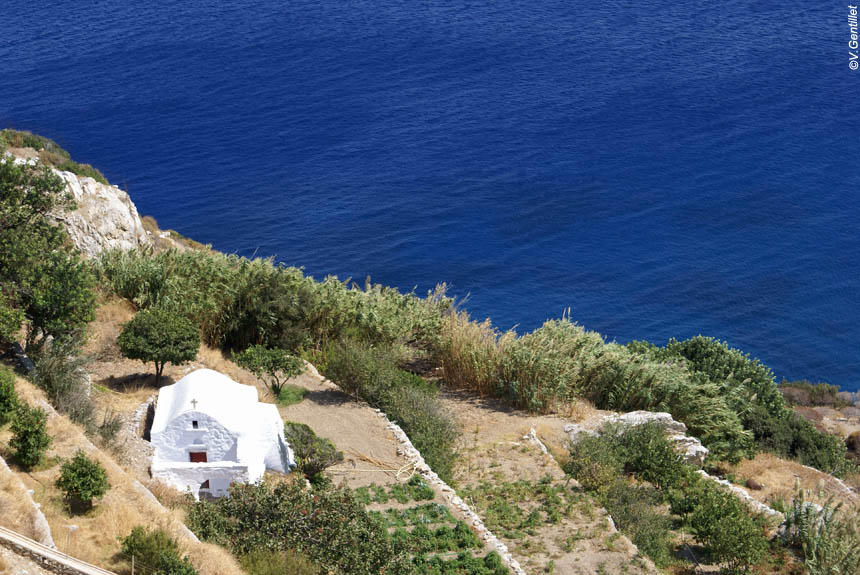 Image Les Cyclades - Amorgos