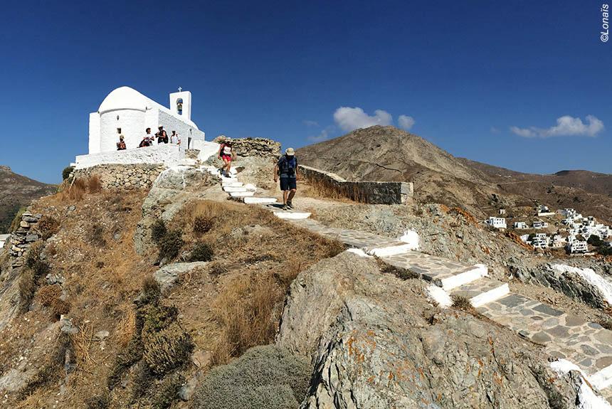 Trekking Grèce : Sifnos-Serifos, Les Cyclades authentiques
