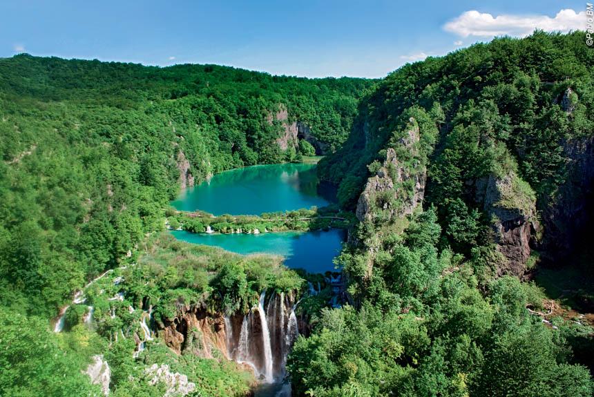 Voyage à pied : Les plus beaux parcs nationaux de l\'Adriatique