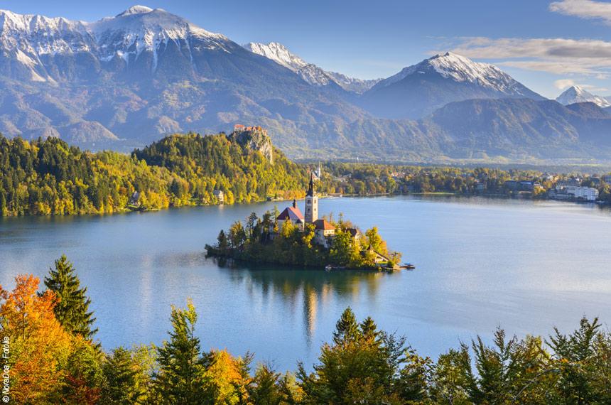 Voyage à pied Croatie : Des Alpes Juliennes aux chaînes Dinariques
