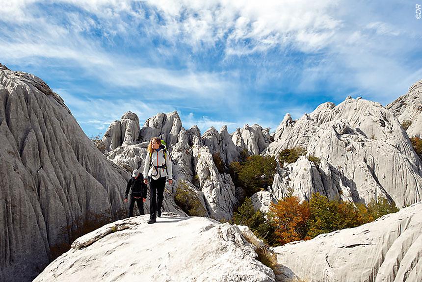 Trekking Croatie : Montagnes insolites de Croatie