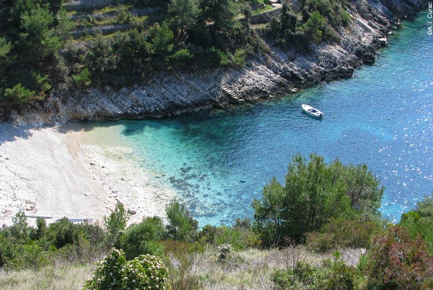 Image La Croatie à pied, en kayak et à velo  !
