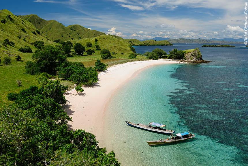 Voyage à pied Indonésie : FLORES, KOMODO, l\'Indonésie hors des sentiers battus