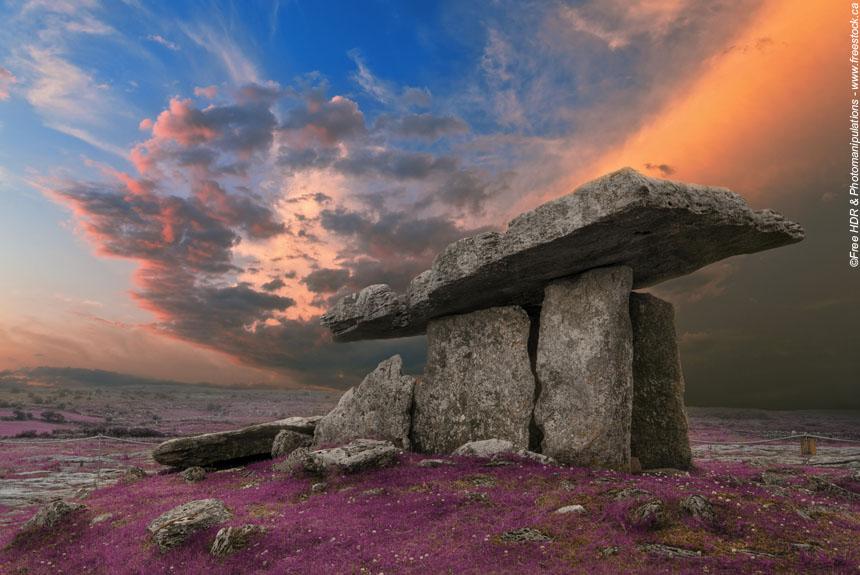 Voyage à pied : Connemara et îles d\'Aran