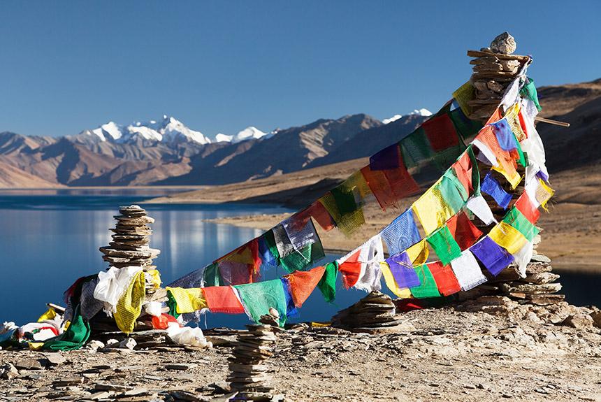 Voyage à pied : Ladakh, trek dans le désert himalayen