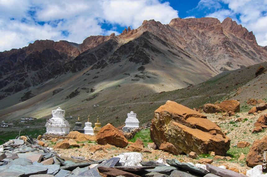Voyage à thème Inde : Randonnée et yoga au Ladakh