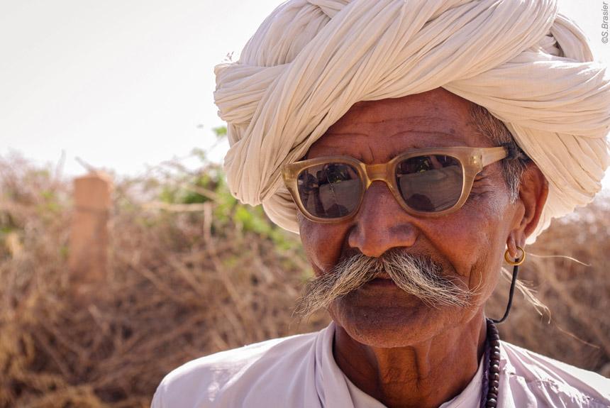 Voyage à pied : Rajasthan, trek chez les Bishnoïs