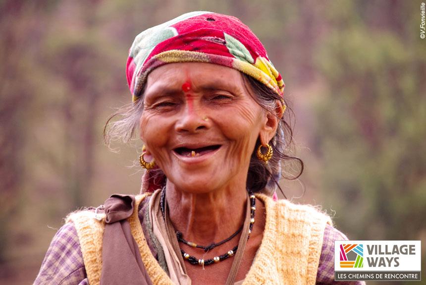 Voyage à pied Inde : VILLAGE WAYS, Saryu-Pindar, les balcons de la Nanda Devi