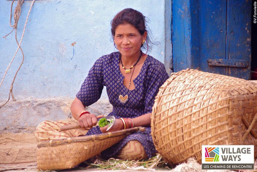 Voyage à pied : VILLAGE WAYS, Kerala, la douceur de l\'Inde