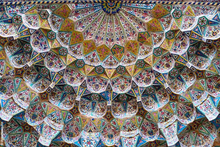 Voyage à pied Iran : Désert et joyaux d\'Iran