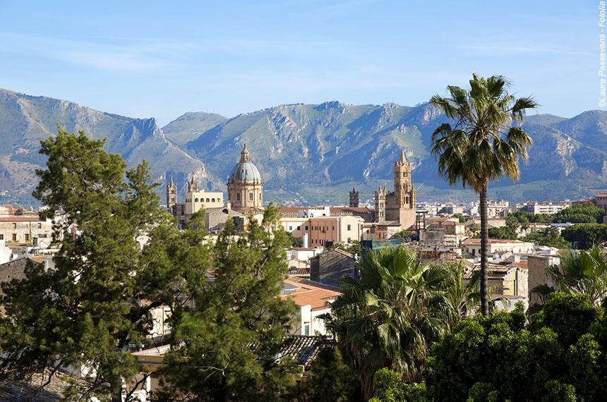 Voyage à pied : Sicile, de Palerme aux îles Egades