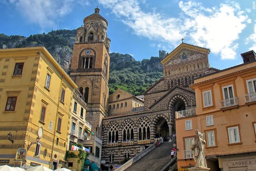 Randonne Sentier Des Dieux Italie