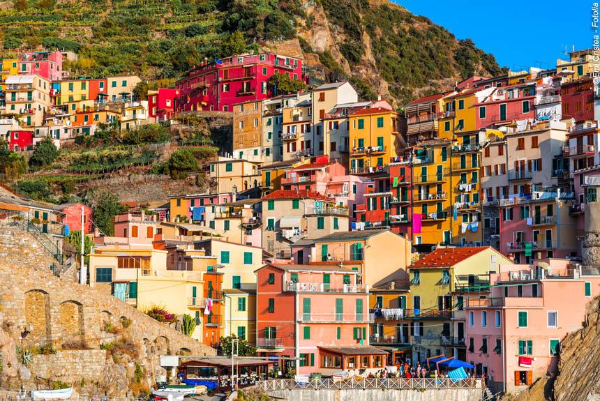 Voyage à pied Italie : Cinque Terre, entre ciel et mer