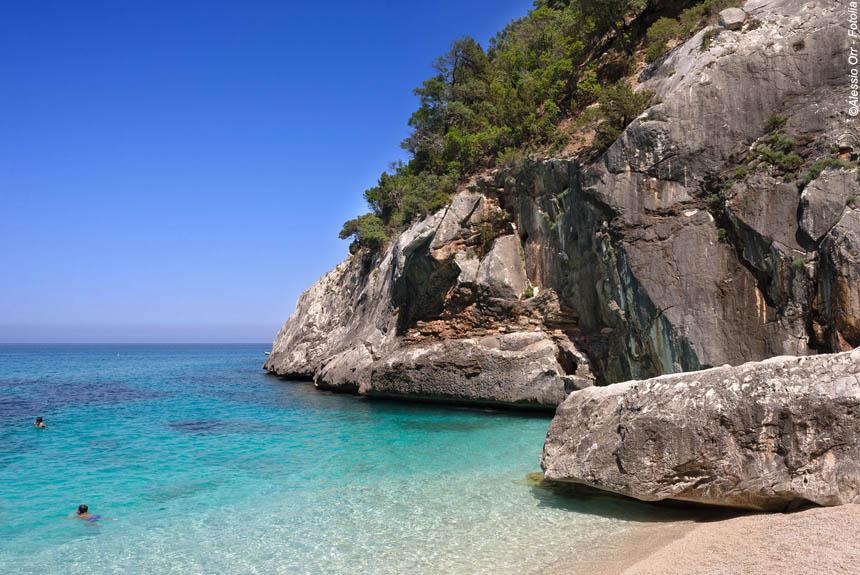 Image Sardaigne avec le mythique et sauvage Selvaggio Blu