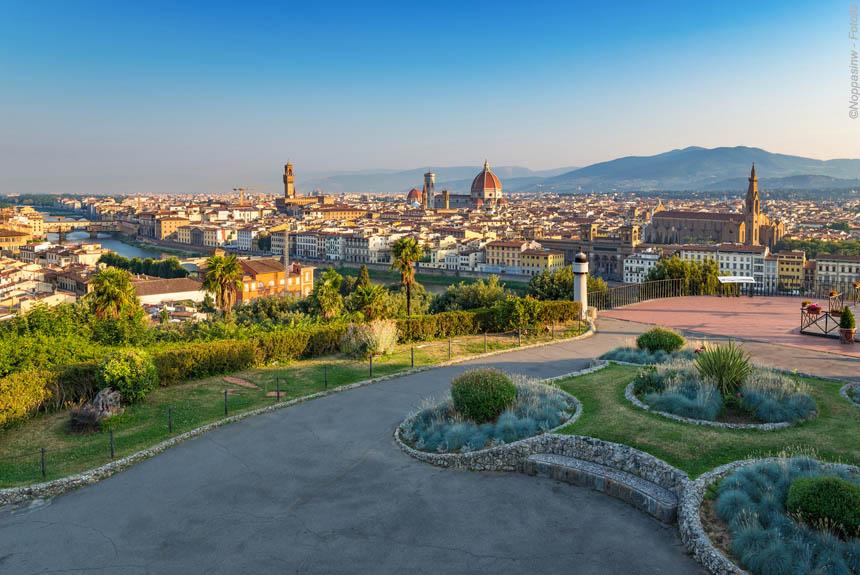 Voyage à pied Italie : Toscane, authentique et romantique...