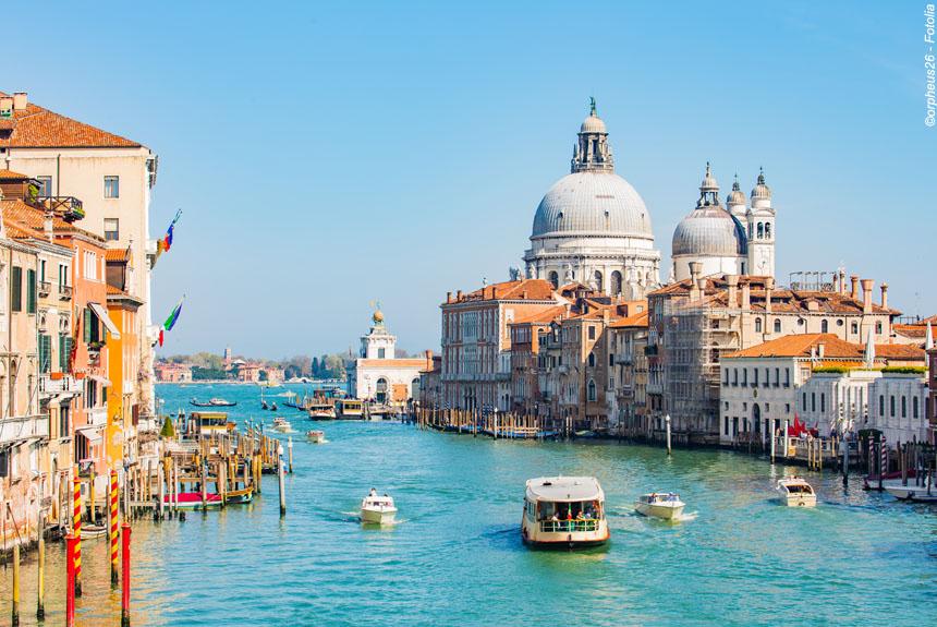 Voyage à pied : Venise, l\'exquise...